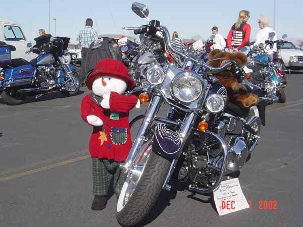 Bikes Toys For Tots Or Bust : Toys for tots