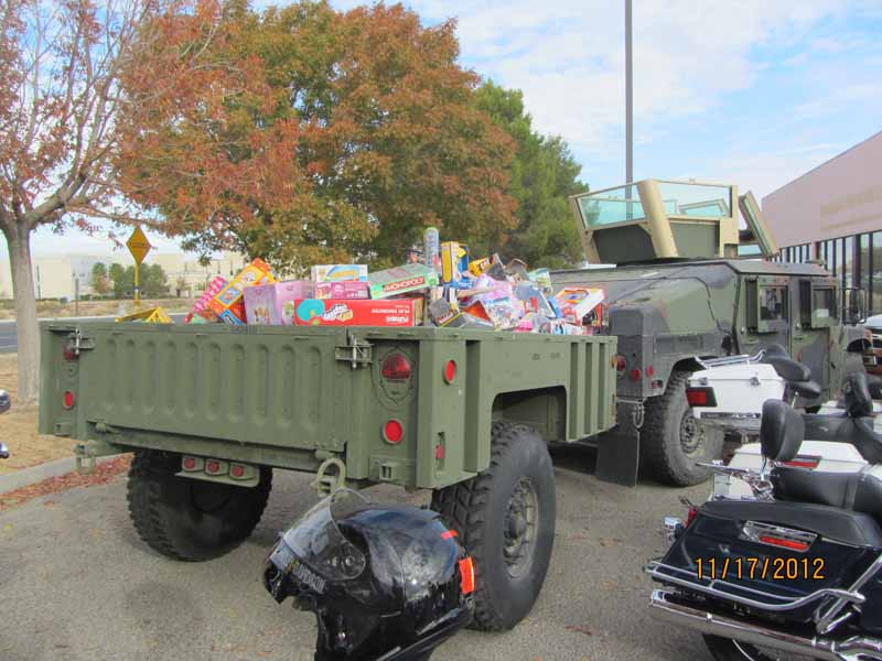 Marines Toys For Tots 2012 : Toys for tots